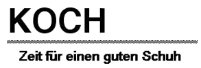 Logo Schuhhaus Koch in Bad Kissingen